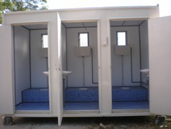 Portable Office Toilets