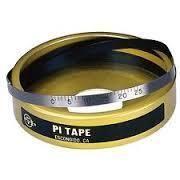 600-900 Pie Tape - USA