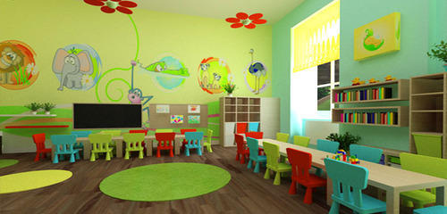 Play School Set-Up