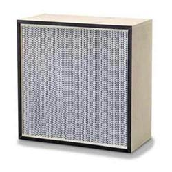 Deep Pleat HEPA Filters