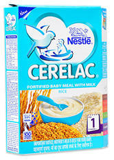 Cerelac Stage 1 Nestle Babies Food (Pack of 20)