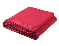 Red Fleece Blanket