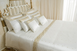 Beautiful Silk Bed Linen