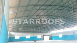 Best Arch Roofing Shed Fabrication