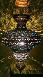 Brass Hanging Lamps