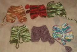 8c1474b33c5 Woolen Pajama Set For Ladoo Gopal Ji