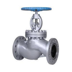 Angle Type Commercial Valve