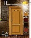 Hdf Pu Coating Door