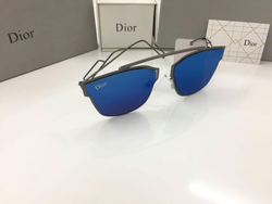 Blue Glass Dior Goggle