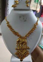 Antique Jewellery padmavati set