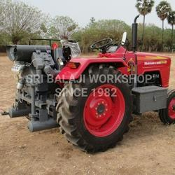 Mahindra Tractor Mounted Air Compressor