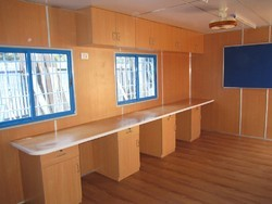 MS Portable work station Cabins