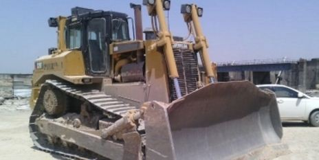 CAT Construction Equipment On Hire