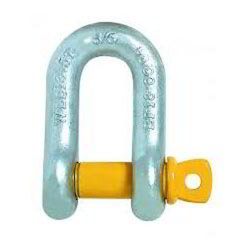 Grade 80 Bow Shackle Screw Pin Type