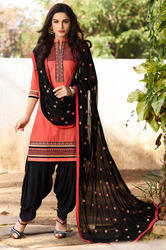Fashionable Patiala Suit