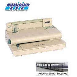 Namibind Sure Velo Bind Machine System