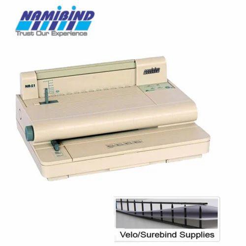 Sure Velo Binding Machines