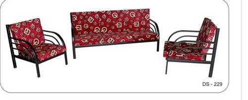 Metal Sofa Set Seating Capacity : 5 Seater