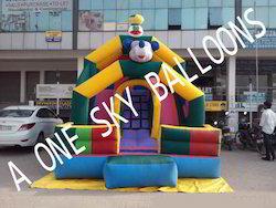 Inflatable Air Balloon Bouncy