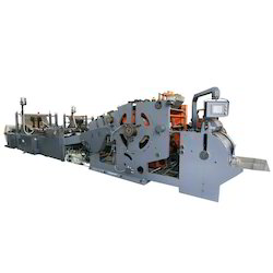Automatic Paper Bag Making Machine ( Medium )