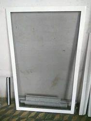 Aluminum Section Door Window