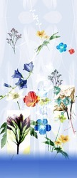 Digital Printed Viscose Fabrics