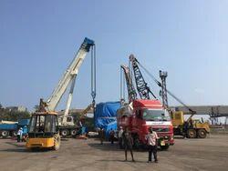 20 MT To 500 MT Cranes
