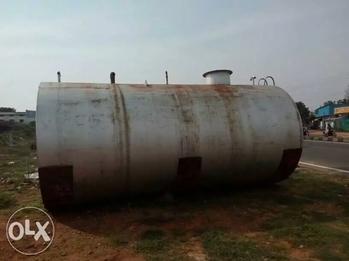 USED MS STORAGE TANKS . 26KL 1 NOS TANK FOR SALE at Rs 200000  no ... acdca9b20