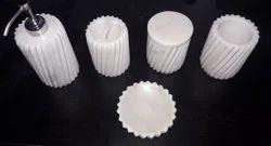 Handicraft Marble Toilet Accessories