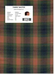 Yarn Dyed Checks Brushing Fabrics FM000322