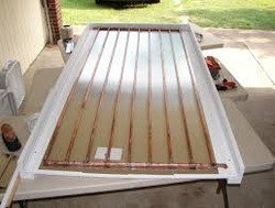 Copper Solar Water Heater Manufacturers Suppliers