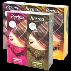 Berina Hair Colors Berina Hair Colour, For Parlour Saloon And Personal Usage