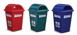 Plastic Waste Bins