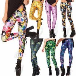 Ladies Legging Manufacturers, Suppliers & Exporters