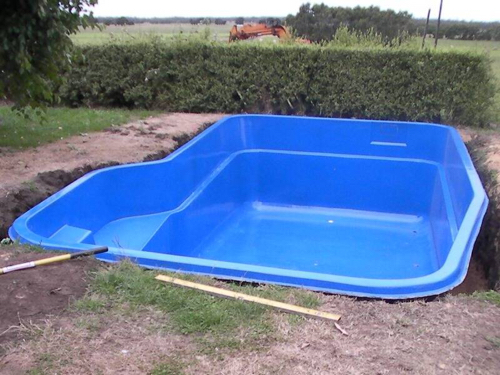 FRP Swimming Pool for Hotels/Resorts