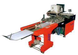 Straight X-Direction Perforation Machine