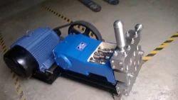 Pressure Plunger Pumps