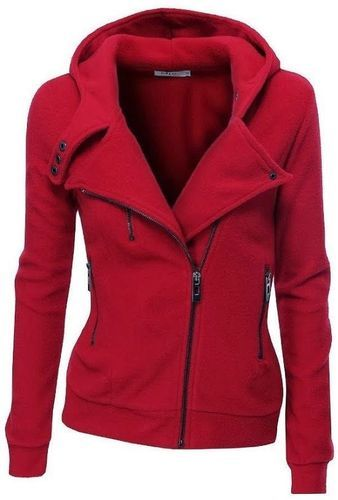 66f4c40a8dbf Ladies Zipper Jacket - View Specifications   Details of Ladies ...
