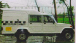 Cash Delivery Van Body