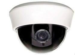 Varifocal Dome Security Cameras, For Indoor