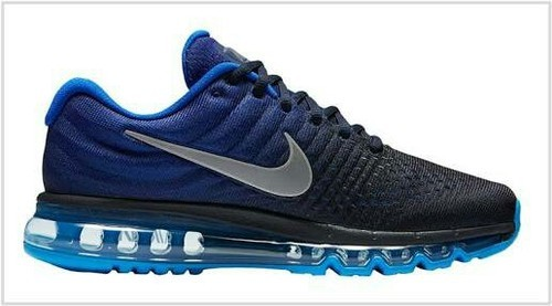 big sale 93565 cd8b9 Men All Nike Airmax 2017 Running Shoes For   s, Size  All