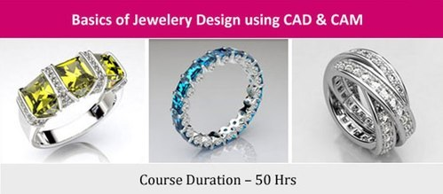 Basics of Jewelry Design - 1 Month CAD Course