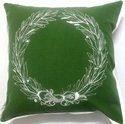 Border Attached Cushion Cover