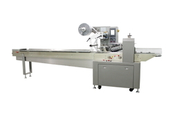 Mechanica Flow Wrap Machine, 220 Volt, Single Phase, Model Name/Number: Jsn - Fwm