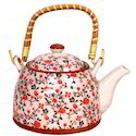 Imported Green Tea Ceramic Kettle
