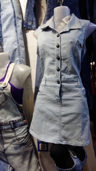 Ladies Denim Desinger Dress