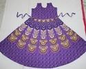 Jaipuri Print Ladies Dress