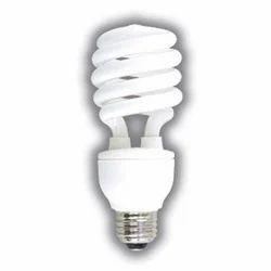 Tapered Fluorescent CFL Bulb
