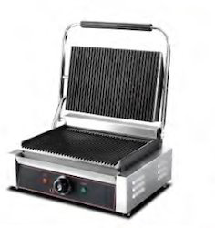 Stainless Steel Livecook Jumbo Sandwich Griller, Capacity: 2 Jumbo Breads, Model Name/Number: LC - 811E