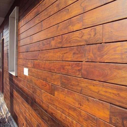 Teak Wood Exterior Cladding Accord Floors Id 4055897988